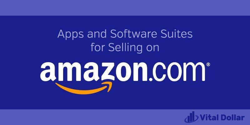 Apps and Suites for Selling on Amazon