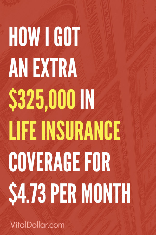 See how I got extra life insurance coverage for my family at just a few dollars per month. This Quotacy review shows how you can quickly and easily compare quotes for term life insurance to get the best premium and coverage. #vitaldollar #personalfinance