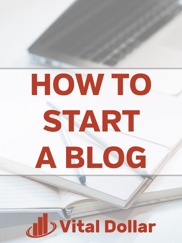 How to Start a Blog. Learn from a 7-figure-blogger how to get your own web hosting account and how to install WordPress easily, quickly, and for free. You\'ll find step-by-step instructions to help you get your own hosted blog set up in just a few minutes. #vitaldollar #blogging #howtoblog