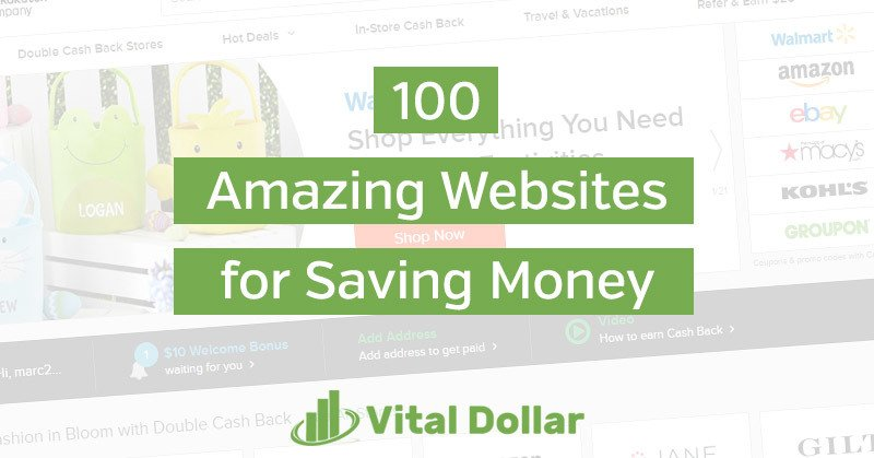 Best Websites for Saving Money