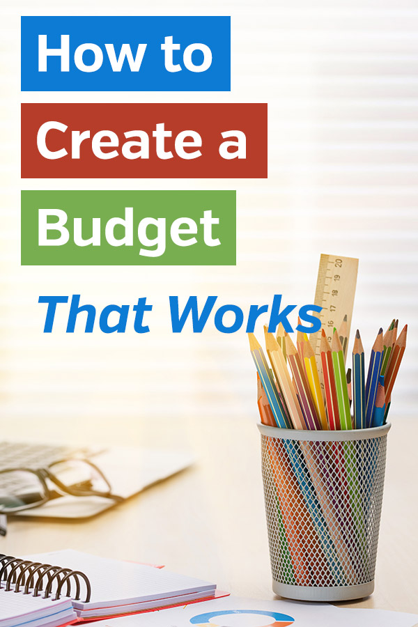 How to Create a Budget That Works. Want to manage your money better? Whether you want to get out of debt, save and invest more, or simply get the most out of your money, a budget and tracking expenses is key. This article shows you step-by-step how to set up a zero-based budget. You can also download a template for Google Docs to quickly and easily create your own budget. Budgeting tips, ideas, examples, for beginners. #budgeting #personalfinance #money