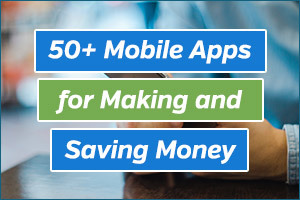 Apps to Make and Save Money