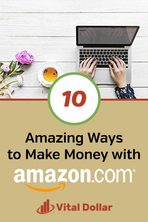 best way to make money on amazon