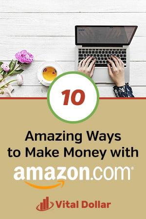 Modi per fare soldi con Amazon