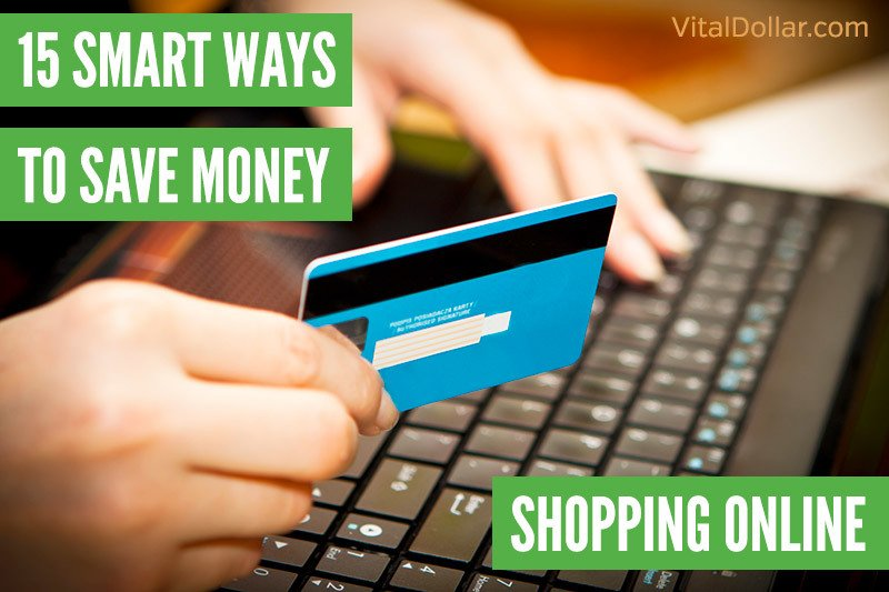 15 Smart Ways to Easily Save Money Shopping Online