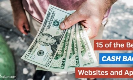 15 of the Best Cash Back Websites and Apps
