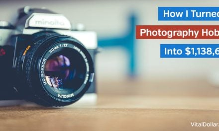 How I Turned a Photography Hobby Into $1,138,610