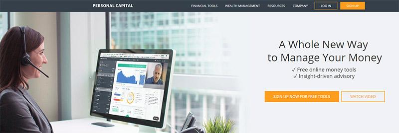 Personal Capital - Finance App