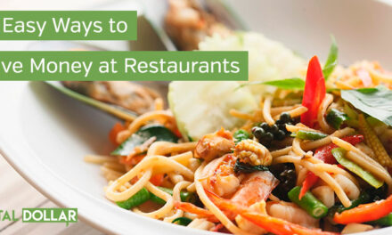 15 Easy Ways to Save Money at Restaurants