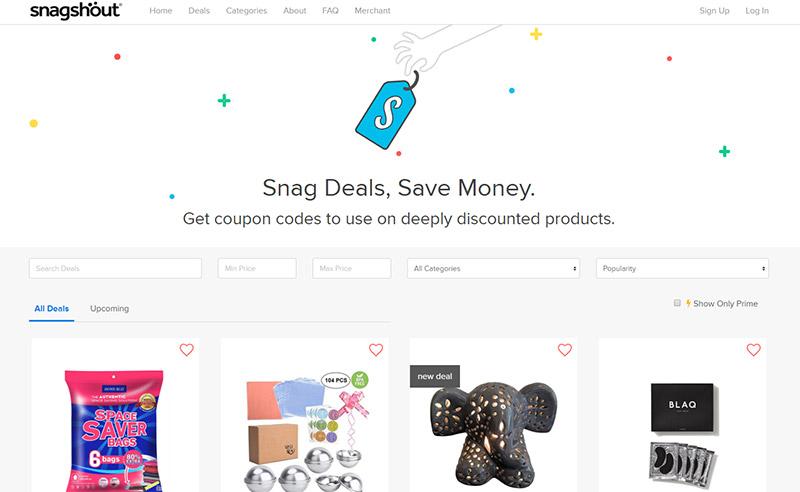 Snagshout - Amazon Deals