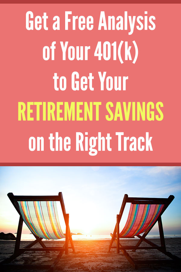 Get a Free Analysis of Your 401(k) to Get Your Retirement Savings on the Right Track. Blooom is a robo advisor that specializes in 401k retirement plans. They are offering a free review of your own retirement savings, and there is no catch. In just a few minutes that will give you suggestions about the investments in your account. Want to retire early or reach FI or FIRE? Try this. #vitaldollar #investing #retirement #fire #fi #personalfinance