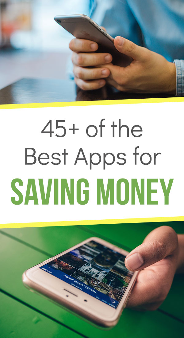 45+ of the Best Apps for Saving Money. Save money with the help of these awesome mobile apps for Android, iPhone, and on your computer or tablet. Get cash back, find the best deals, use coupons, and plenty of other ways to get discounts and find the best prices. Keep more money in your wallet and stick to your budget with these apps that frugal people will love. #vitaldollar #savingmoney #savemoney #money #finance #personalfinance