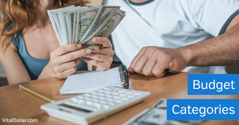 90+ Budget Categories to Use with Your Own Personal or Family Budget