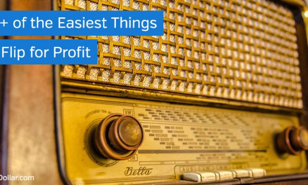 25+ Easiest Things to Flip for Profit