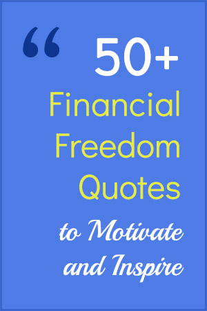 Financial Freedom Quotes