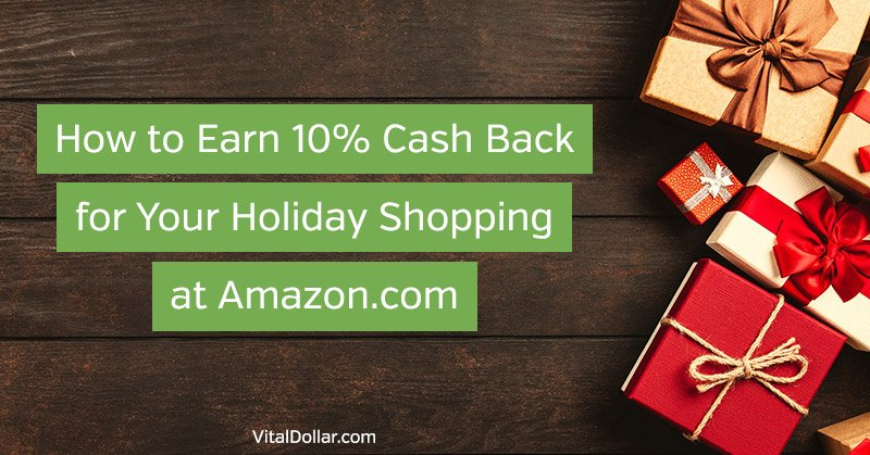 Holiday Shopping Cash Back