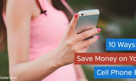 10 Ways to Save Money on Your Cell Phone Bill