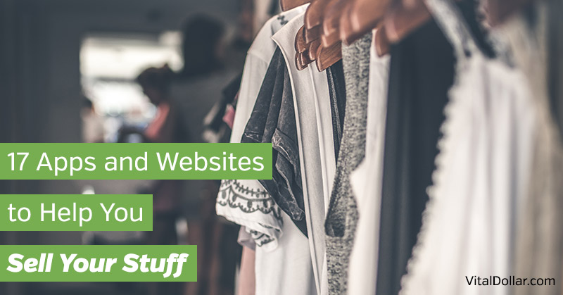 Apps to Sell Your Stuff