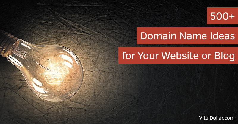 Domain Name Ideas