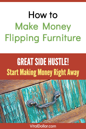 Flipping Furniture for Profit