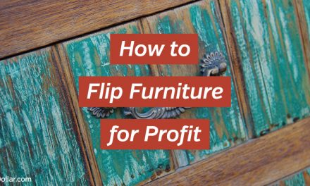 Flipping Furniture for Profit: A Flexible Side Hustle Opportunity