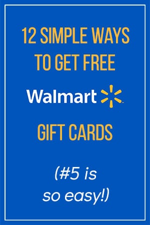 picture regarding Printable Walmart Gift Card known as 12 Basic Strategies in direction of Take Totally free Walmart Reward Playing cards - Important Greenback