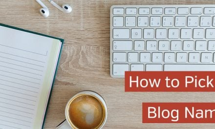 How to Pick a Blog Name, Even if You're Not Creative