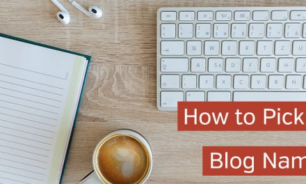 How to Come Up with a Blog Name, Even if You're Not Creative