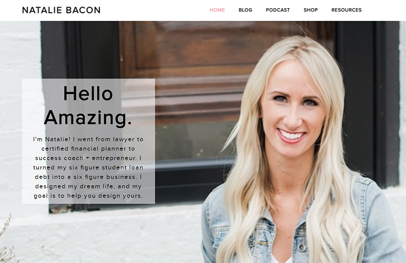 Natalie Bacon