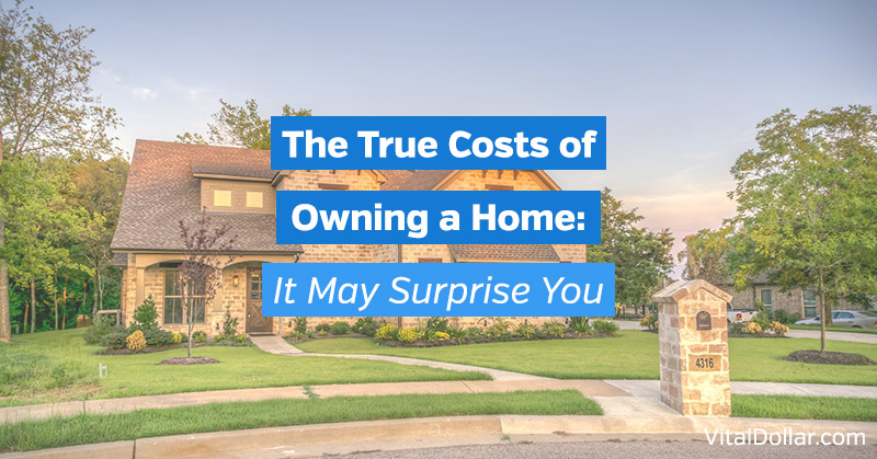 Costs of Owning a Home
