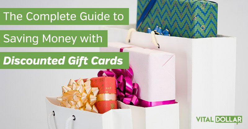 How Get Discounted Gift Cards