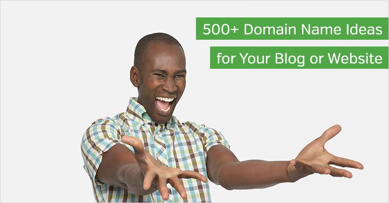 Domain Name Ideas