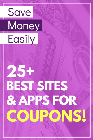 Best Coupon Websites and Apps