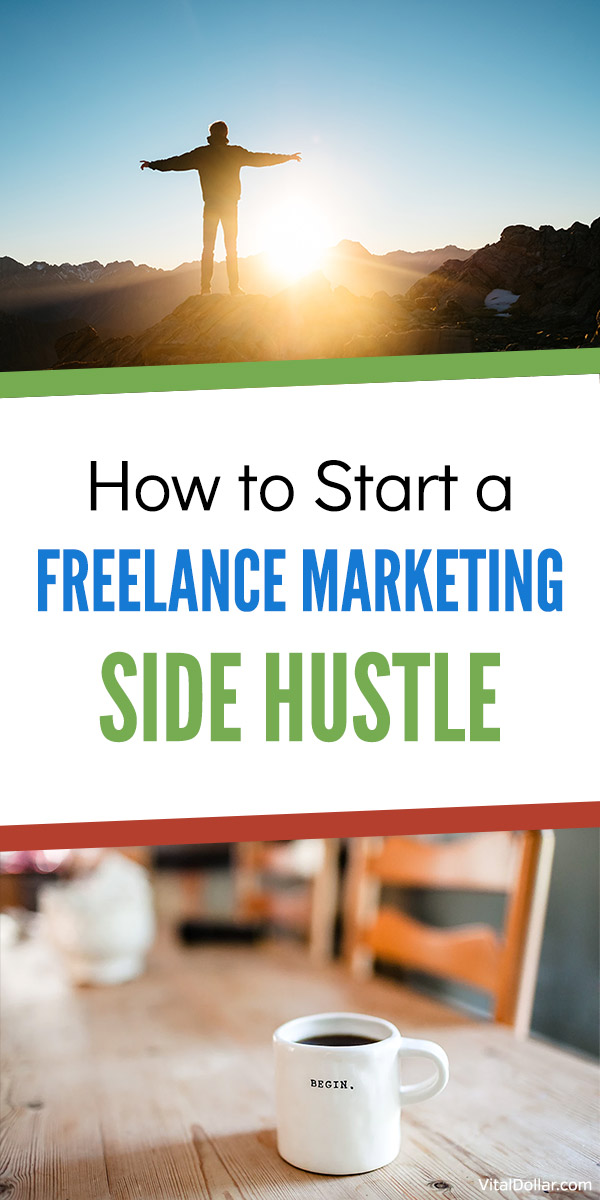 How to Start a Freelance Marketing and Consulting Side Hustle. This article is Scott's story about how he made more than $40,000 with freelance marketing, while having a full-time job! I've been looking for ways to earn extra cash The tips & ideas in this interview will help me start my own freelancing business. Scott's story of paying off student loan debt and saving for a house is very inspiring! See for youself. #makemoney #sidehustle #entrepreneur #makingmoney