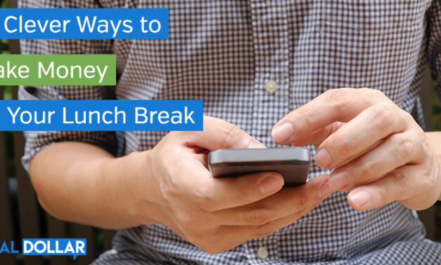 10 Clever Ways to Make Money on Your Lunch Break