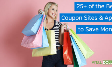 25+ of the Best Coupon Sites and Apps to Save Money