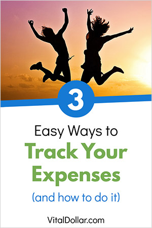 Easy Ways to Track Expenses