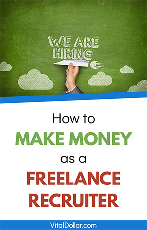 Freelance Recruiting Side Hustle