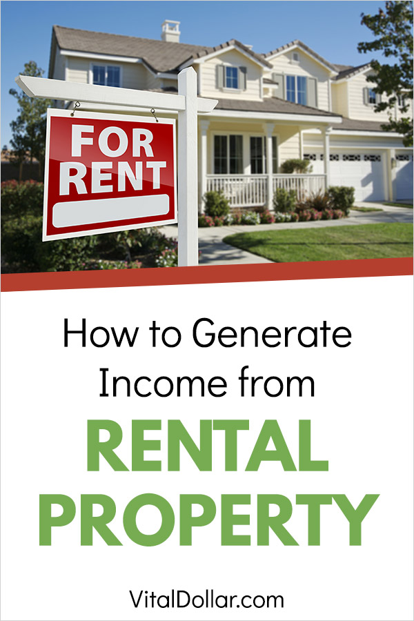 How to Generate Income from Rental Property. Wow, this is an inspiring story of a couple that invests in real estate. They own several properties and make plenty of extra money from this side hustle. They\'re landlords and rent the houses to tenants themselves, although they do use a property manager for a few of the houses and units. It\'s a great money making business with the chance for passive income. #realestate #investing #sidehustle #makemoney #makingmoney