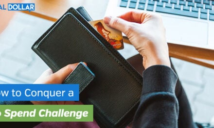 How to Conquer a No Spend Challenge or Spending Freeze (Plus Free Printable)