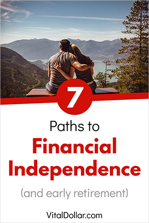 Paths to Financial Independence