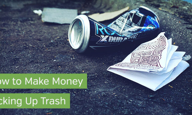 Picking Up Trash: A Surprisingly Lucrative Side Hustle