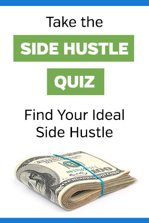 Side Hustle Quiz