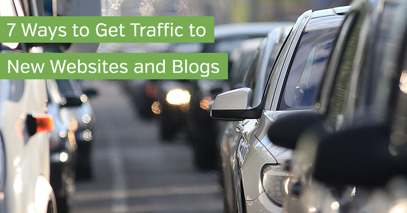 How to Get Traffic to New Blogs