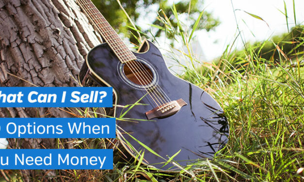 What Can I Sell? 30 Options When You Need Money