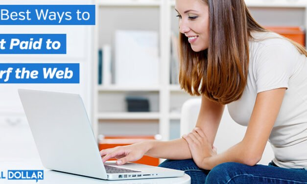 10 Best Ways to Get Paid to Surf the Web