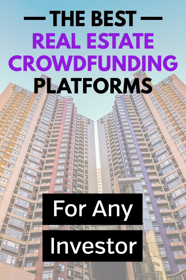 Real Estate Crowdfunding for Non-Accredited Investors. Are you interested in investing in real estate but you don\'t want to manage properties and have the responsibility of a landlord? Real estate crowdfunding makes it easy to invest and start earning passive income from rental properties and appreciating assets. Some platforms are only open to accredited investors, but these options can make money for any investor. #realestate #investing #money #personalfinance