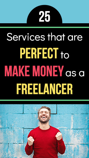 Freelance Services to Offer