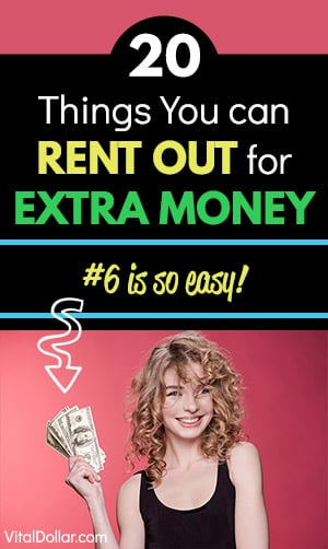 Things You Can Rent