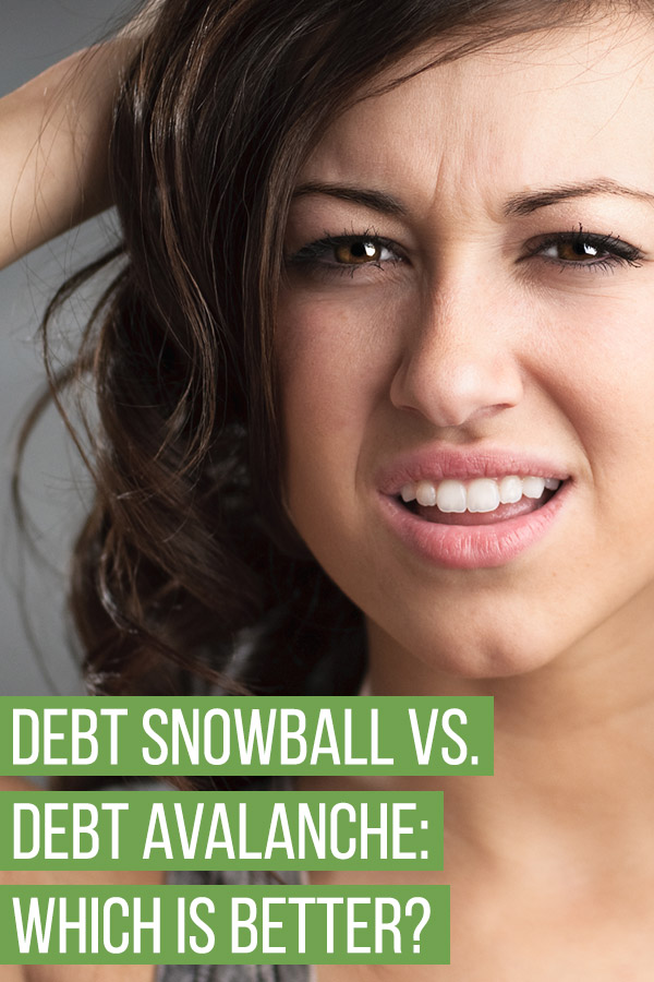 Debt Snowball vs. Debt Avalanche: Which is Better? Learn about the pros and cons of the two most popular ways to pay off debt, and decide which one is best for you. Get out of debt fast and pay off your student loans, car loans, credit cards, and other debts quickly with the right approach. Dave Ramsey. #money #getoutofdebt #debtpayoff #debt #finance #personalfinance #budgeting #daveramsey